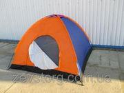Туристическая палатка 4-х местная