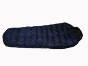 Пуховый спальный мешок на рост до 192 см.  Новый.