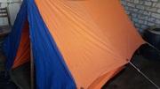 Брезентовая палатка бу