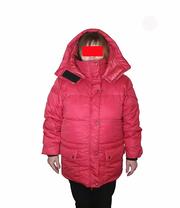 Женская пуховая куртка на рост 165 см. Туризм,  альпинизм.  Экстрим.